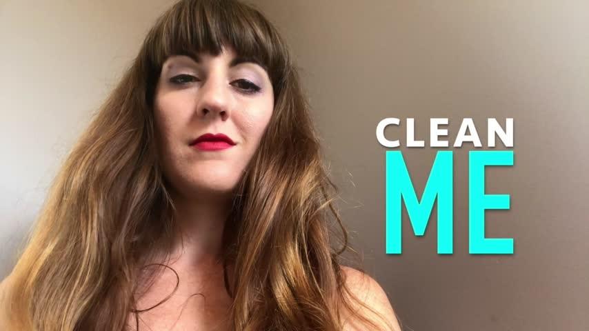 [HD] Dommetomorrow Clean Me DommeTomorrow - ManyVids-00:09:48 | Toilet Humiliation,Toilet Fetish,Armpits,Camel Toe,Ass Worship - 849,2 MB