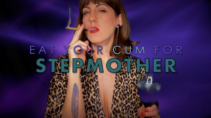 [Full HD] Dommetomorrow Eat Your Cum For Stepmother DommeTomorrow - ManyVids-00:09:36 | CEI,Cum Eating Instruction,Humiliation,Mommy Roleplay,Smoking - 1,3 GB