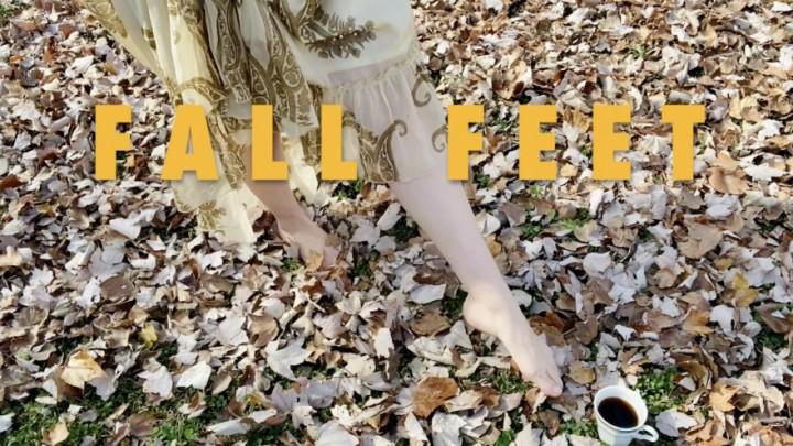 [Full HD] Dommetomorrow Fall Feet DommeTomorrow - ManyVids-00:08:11 | ASMR,Legs,Foot Worship,Voyeur,Foot Fetish,SFW - 269,2 MB