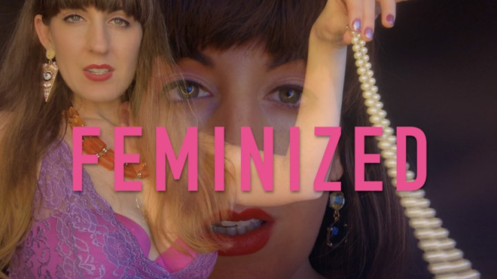 [HD] Dommetomorrow Feminized DommeTomorrow - ManyVids-00:42:09 | Crossdresser,Feminization,Mesmerize,Sissification,Sissy Training - 2,4 GB
