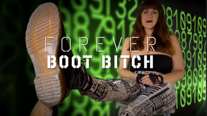 [Full HD] Dommetomorrow Forever Boot Bitch DommeTomorrow - ManyVids-00:15:37 | Boot Domination,Boot Fetish,Sock Smelling,Foot Domination,Foot Slave Training - 643,7 MB