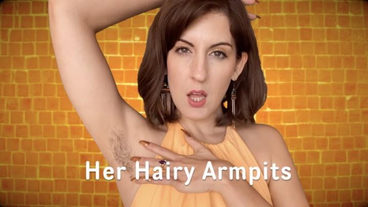 [Full HD] Dommetomorrow Her Hairy Armpits DommeTomorrow - ManyVids-00:08:43 | Hairy Armpits,Armpits,Scent Fetish,Femdom POV,SFW - 113,8 MB
