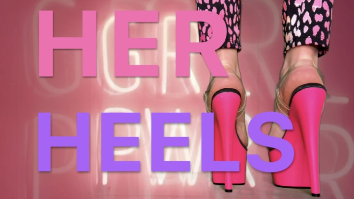 [Full HD] dommetomorrow her heels DommeTomorrow - ManyVids-00:08:51   High Heels,Foot Fetish,Foot Domination,Highly Arched Feet,Goddess Worship,SFW - 852,3 MB