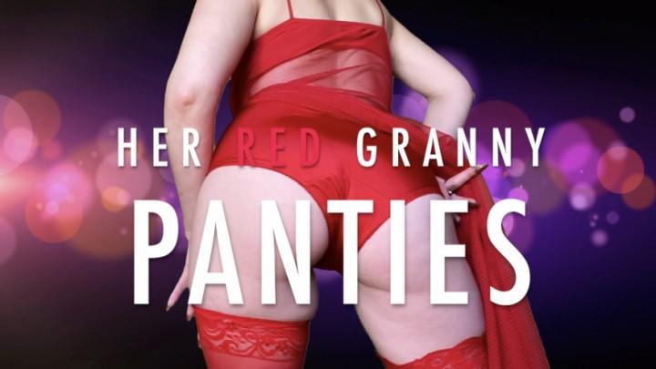 [Full HD] dommetomorrow her red granny panties DommeTomorrow - ManyVids-00:12:55 | Panty Fetish,Bra & Panties,Femdom POV,Scent Fetish,Ass Worship,SFW - 337,5 MB