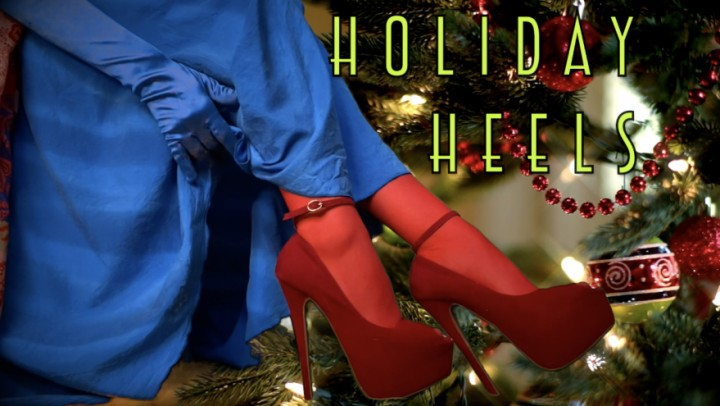 [Full HD] Dommetomorrow Holiday Heels DommeTomorrow - ManyVids-00:11:56 | High Heels,Foot Domination,Foot Slave Training,Foot Fetish,Holiday - 1,7 GB