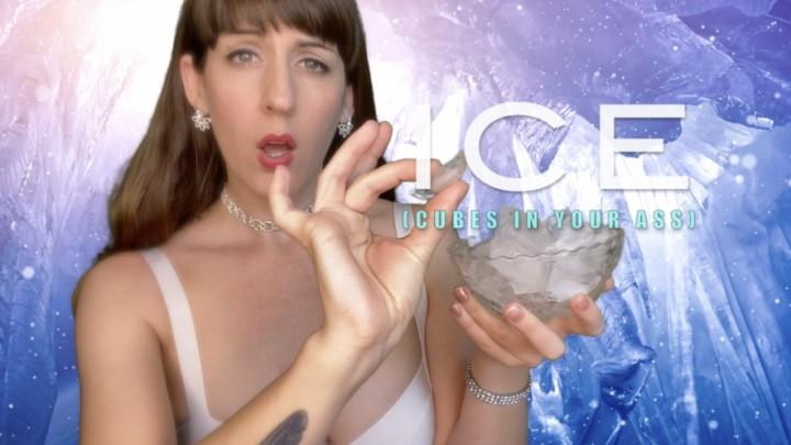 [Full HD] Dommetomorrow Ice Cubes In Your Ass DommeTomorrow - ManyVids-00:07:21 | Ice Fetish,Anal Play,Masturbation Instruction,Anal Masturbation,Female Domination - 1 GB