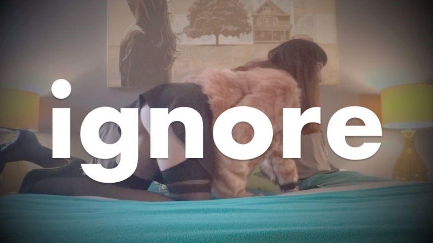 [HD] Dommetomorrow Ignore DommeTomorrow - ManyVids-00:29:40 | Ignore,Cuckolding,Foot Slave Training,Goddess Worship,Stocking - 1,6 GB