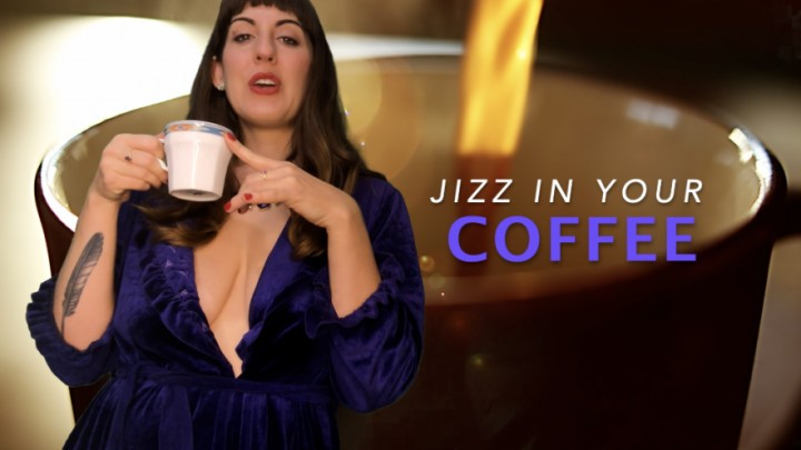 [Full HD] Dommetomorrow Jizz In Your Coffee DommeTomorrow - ManyVids-00:07:28 | CEI,Cum Eating Instruction,Cum Play,Cum Countdown,Cum Swallowers - 1 GB