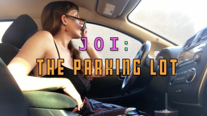 [Full HD] dommetomorrow joi the parking lot DommeTomorrow - ManyVids-00:07:27   JOI,Public Outdoor,Masturbation Humiliation,Tease & Denial,Orgasm Denial - 128,3 MB