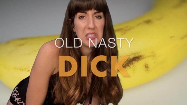 [Full HD] Dommetomorrow Old Nasty Dick DommeTomorrow - ManyVids-00:07:00 | SPH,Small Dicks,Cuckolding,Humiliation,Verbal Humiliation - 939,1 MB