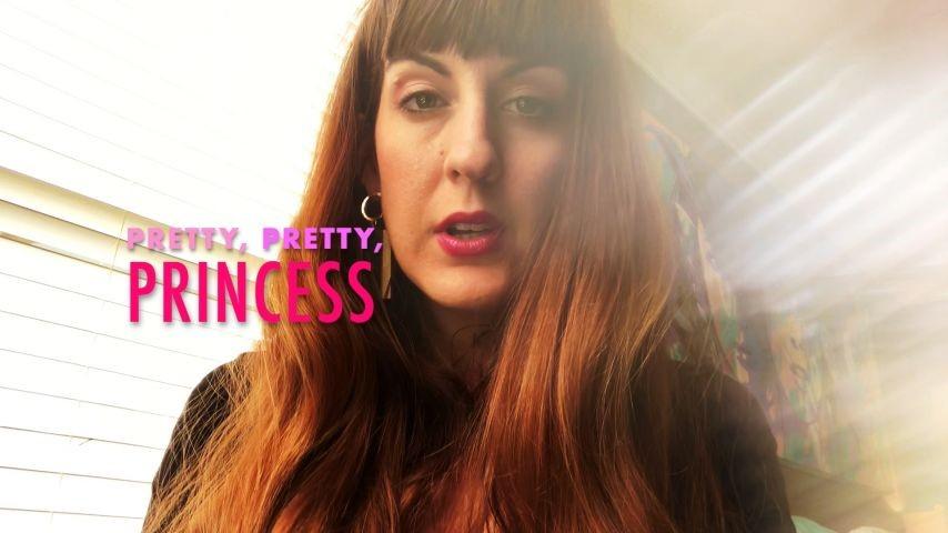 [Full HD] Dommetomorrow Pretty Pretty Princess DommeTomorrow - ManyVids-00:05:08 | Cross-Dressing,Feminization,Imposed Crossdressing,Sissification,Sissy Training - 740,2 MB