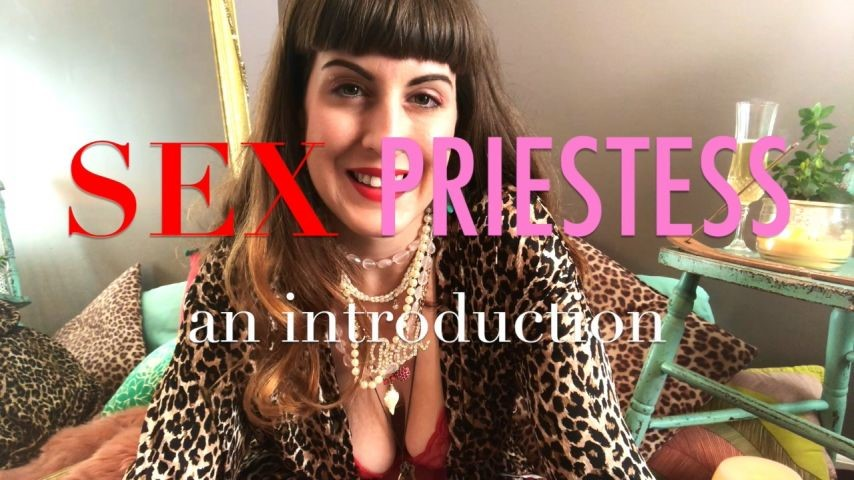 [HD] Dommetomorrow Sex Priestess An Introduction DommeTomorrow - ManyVids-00:15:27 | Erotic Magic,Magic Control,Goddess Worship,Orgasm Denial,Slave Training - 1,3 GB
