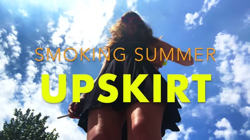 [Full HD] Dommetomorrow Smoking Summer Upskirt DommeTomorrow - ManyVids-00:07:52 | Upskirt,Human Ashtray,Spitting,Spit Fetish,Ass Worship - 1,1 GB