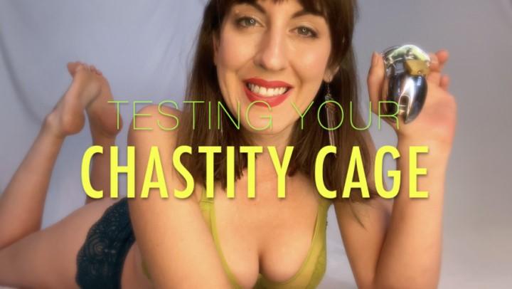 [Full HD] Dommetomorrow Testing Your Chastity Cage DommeTomorrow - ManyVids-00:14:41 | Chastity,Chastity Devices,Key Holding &Amp;Amp; Chastity,Tease &Amp;Amp; Denial,Femdom POV,SFW - 482,2 MB