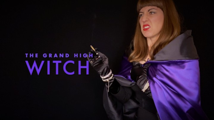 [Full HD] Dommetomorrow The Grand High Witch DommeTomorrow - ManyVids-00:10:02 | Cosplay,Erotic Magic,Magic Control,Smoking,Transformation Fantasies - 344,1 MB