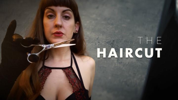 [Full HD] dommetomorrow the haircut DommeTomorrow - ManyVids-00:05:47   Hair Cutting,Hair,Head Shaving,Humiliation - 108,5 MB