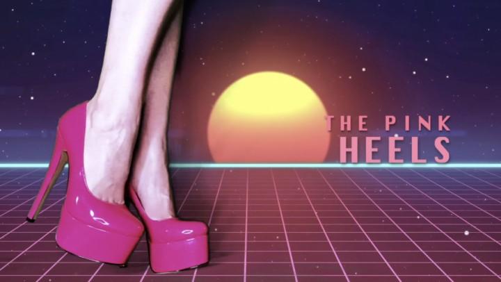 [Full HD] Dommetomorrow The Pink Heels DommeTomorrow - ManyVids-00:08:51 | High Heels,Foot Domination,Foot Fetish,Shoe Fetish,Mesmerize - 1,2 GB