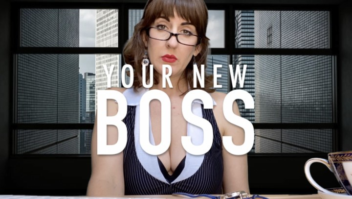 [Full HD] Dommetomorrow Your New Boss DommeTomorrow - ManyVids-00:07:17 | Role Play,Boss,Boss/Employee,Female Domination,Financial Domination,SFW - 1 GB
