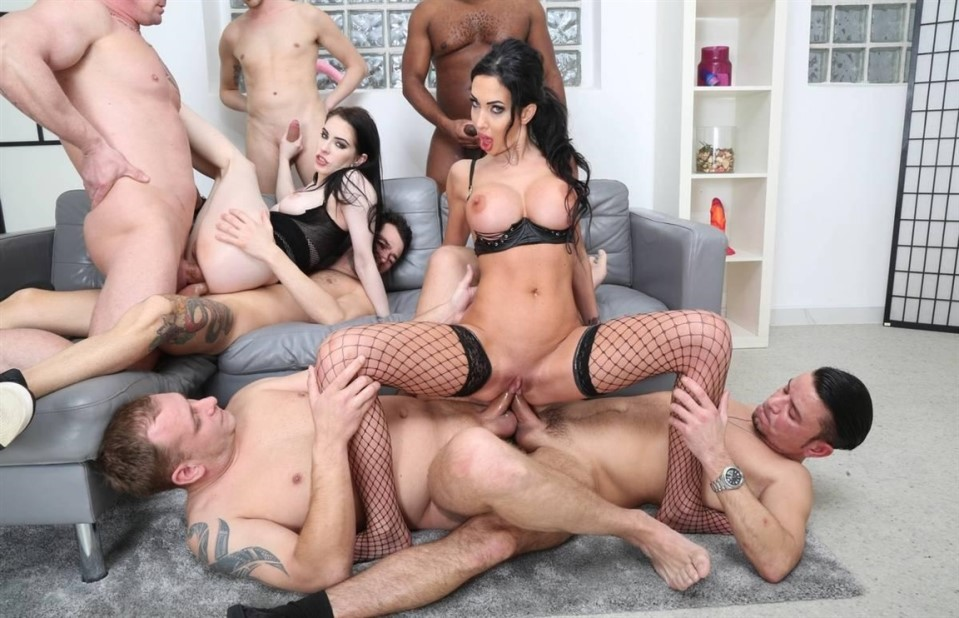 [HD] Drunk on p-- Anna de Ville and Laura Fiorentino have no limits 2 Balls Deep Anal Anna de Ville & Laura Fiorentino - SiteRip-00:56:40 | Deep Throat, Cum Swallowing, ATOGM, Piss Drinking, Interr...