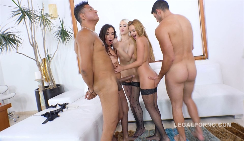 [Full HD] Emily Thorne, Kerry Cherry & Jenn Stefany 3on3 orgy with fisting & DAP RS268 Mix - SiteRip-01:16:12 | Anal, Gonzo - 6,5 GB