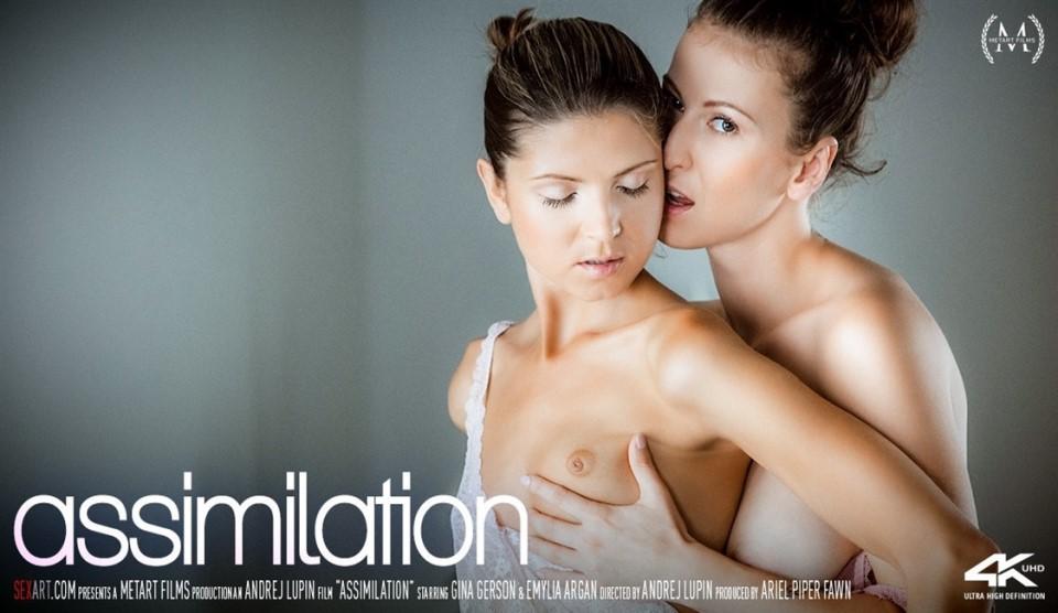 [Full HD] Emylia Argan & Gina Gerson - Assimilation Emylia Argan & Gina Gerson - SiteRip-00:24:33   Blonde, Lesbian, Brunette, Tattoo, Indoor - 1,4 GB