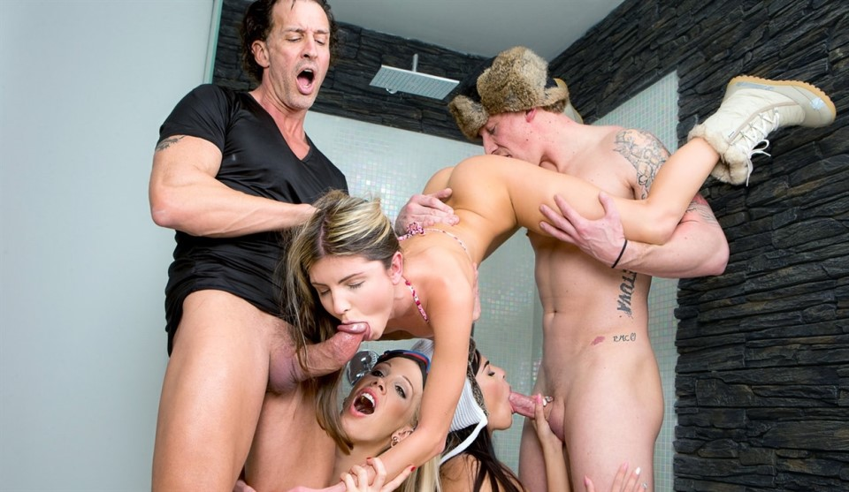 [HD] Eveline Dellai, Gina Gerson, Rebecca Moore. Ski Bums Episode 4 Eveline Dellai, Gina Gerson, Rebecca Moore - SiteRip-00:27:39 | Stand And Carry, Deep Throat, Orgy, Big Tits Worship, SportGenre,...