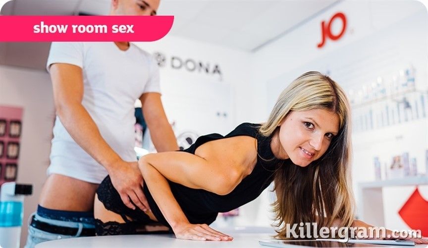 [HD] Gina Gerson - Show Room Sex Mix - SiteRip-00:20:37 | All Sex, Hardcore, Blowjob - 608 MB