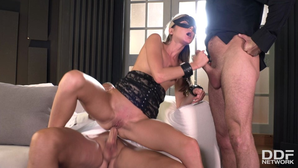 [Full HD] Gina Gerson. Masked Petite Double Penetrated Gina Gerson - SiteRip-00:25:48 | Anal, Gonzo, DP - 1,5 GB
