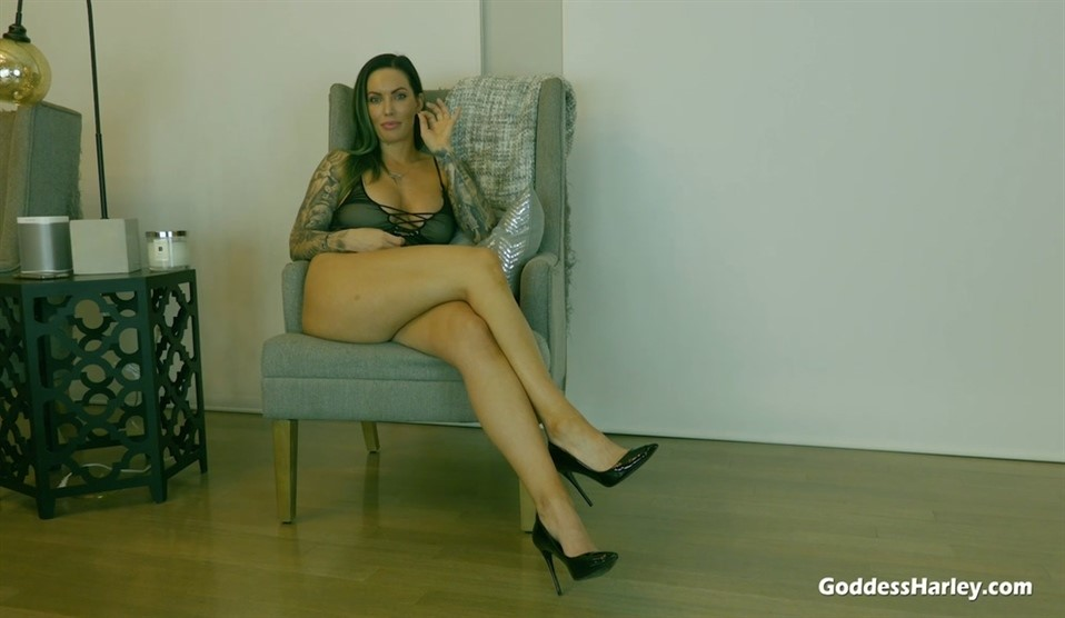 [Full HD] Goddess Harley. Beaten For Cheerleaders Goddess Harley - SiteRip-00:07:53 | Big Tits, JOI, Legs Fetish, Jerk Off Instruction, Femdom, Shoe Fetish, High Heels, Domination, Humiliation, CEI - 516,9 MB