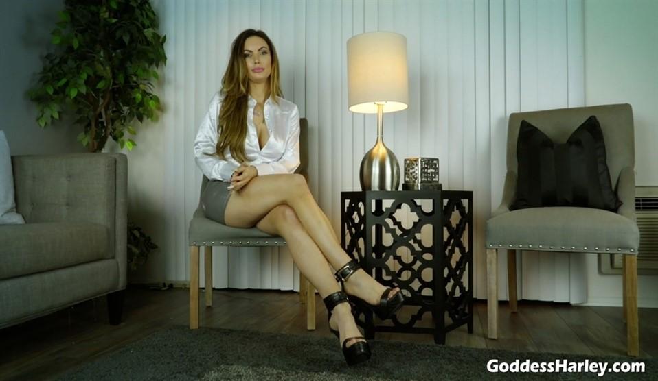 [Full HD] Goddess Harley. Office Girls Paycheck Slave Goddess Harley - SiteRip-00:05:51   Femdom, High Heels, Big Tits, Humiliation, Domination, Legs Fetish, JOI - 265,6 MB