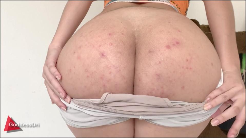 [Full HD] GoddessDri Ass Close Up GoddessDri - Manyvids-00:03:16 | Size - 102,9 MB
