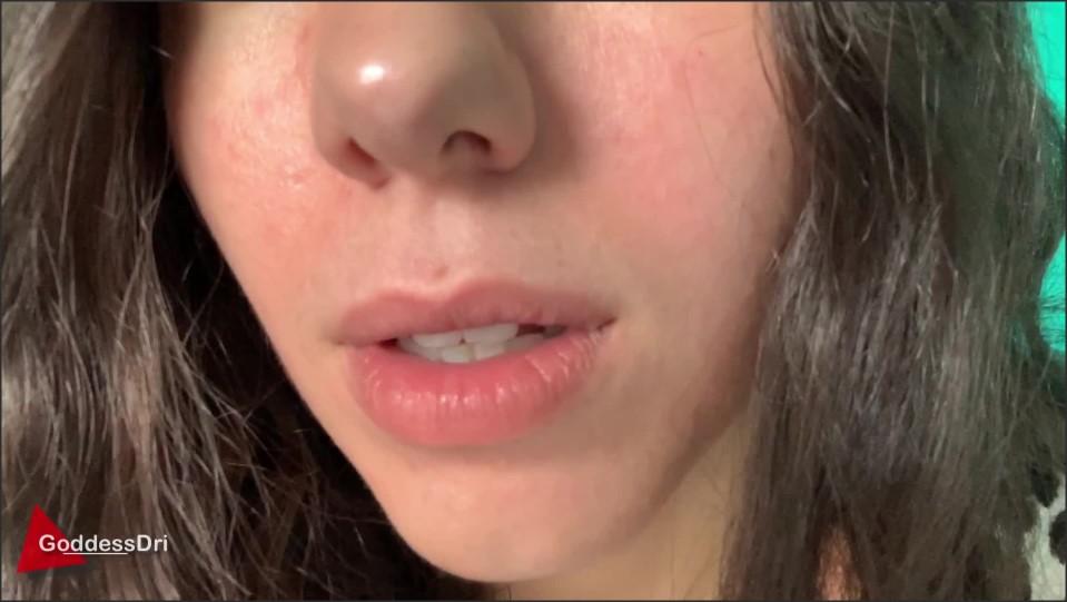 [Full HD] GoddessDri Precious Lips GoddessDri - Manyvids-00:06:41 | Size - 321,5 MB