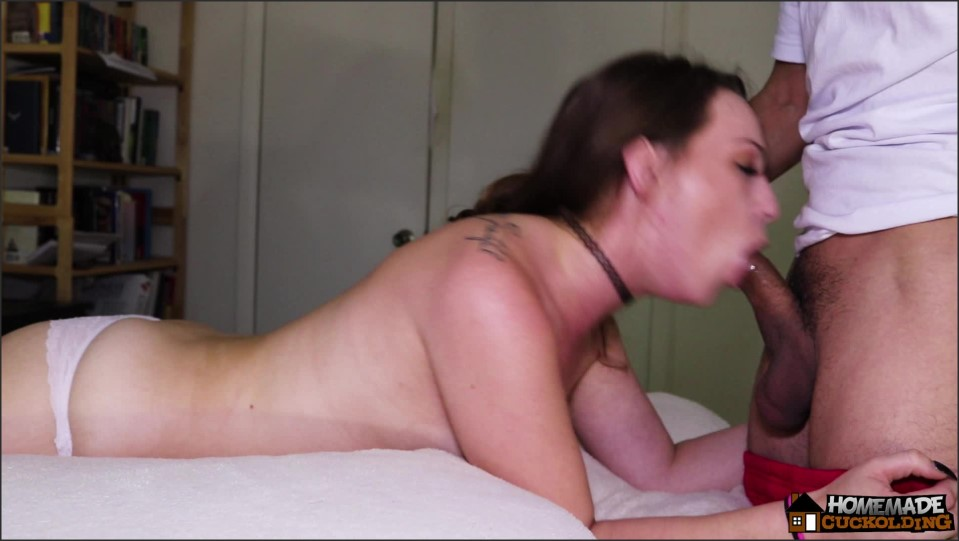 [Full HD] Homemade Cuckolding Taylor Cuckold 2 Jumping In With A Blowjob Homemade Cuckolding - Manyvids-00:15:01 | Size - 880,6 MB