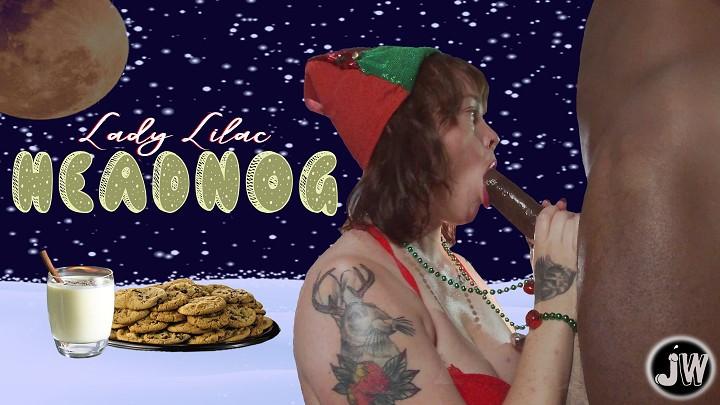 [4K Ultra HD] Jamiewolfxxx Lady Lilac In Headnog Jamiewolfxxx - ManyVids-00:09:16   BBC,Blowjob,Christmas,Interracial,Tattoos - 1,7 GB