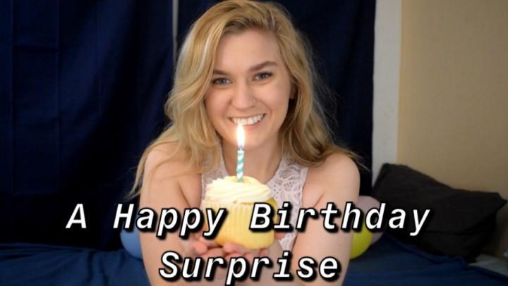 [Full HD] jaybbgirl a happy birthday surprise jaybbgirl - ManyVids-00:18:44 | POV Sex,Anal,Blowjob,Facials,POV - 699,1 MB