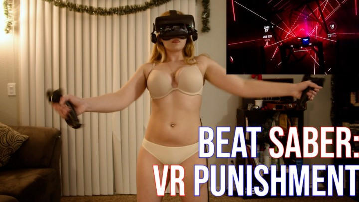 [Full HD] Jaybbgirl Beat Saber Vr Punishment Jaybbgirl - ManyVids-00:48:19 | Edging Games,Humiliation,Kink,Sexy Gamer,Solo Female - 1,1 GB