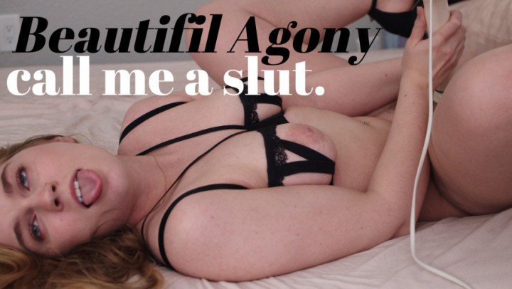 [Full HD] Jaybbgirl Beautiful Agony Call Me A Slut Jaybbgirl - ManyVids-00:08:05 | Beautiful Agony,Eye Crossing,Slut Training,Solo Female,Submissive Sluts - 162,7 MB
