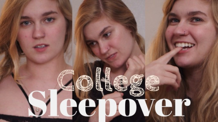 [Full HD] Jaybbgirl College Sleepover Jaybbgirl - ManyVids-00:33:37 | College,Daddy Roleplay,GFE,Femdom,Taboo - 679,5 MB