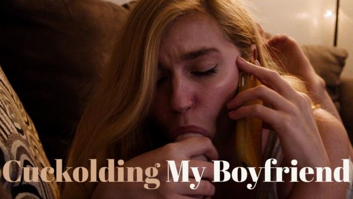 [4K Ultra HD] Jaybbgirl Cuckolding My Boyfriend Jaybbgirl - ManyVids-00:18:19 | Cuckolding,Kink,Cheating,Taboo,POV - 2,4 GB