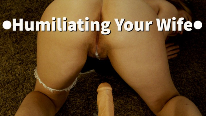 [Full HD] Jaybbgirl Humiliating Your Wife Jaybbgirl - ManyVids-00:26:04 | Creampie,Embarrassed Naked Female,Humiliation,Kink,Virtual Sex - 991 MB