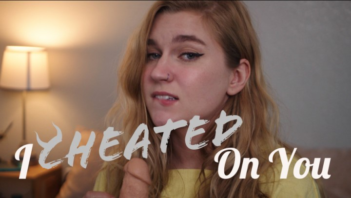 [Full HD] Jaybbgirl I Cheated On You Jaybbgirl - ManyVids-00:11:20   Femdom,Cuckolding,Story Telling,Taboo,Kink - 236,3 MB