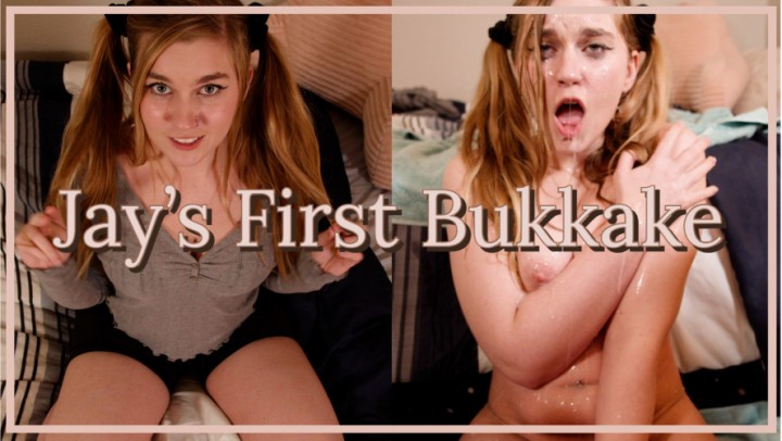 [Full HD] Jaybbgirl Jays First Bukkake Jaybbgirl - ManyVids-00:10:17   Kink,Bukkake,POV,Taboo,Wet &Amp;Amp; Messy - 277,6 MB