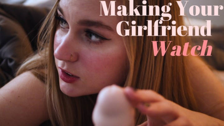 [Full HD] Jaybbgirl Making Your Girlfriend Watch Jaybbgirl - ManyVids-00:13:07 | Femdom,Humiliation,POV Blowjob,Taboo,Kink - 362,5 MB