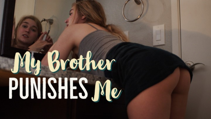 [4K Ultra HD] Jaybbgirl My Brother Punishes My Ass 4K Jaybbgirl - ManyVids-00:15:29 | Ass Worship,JOI,Kink,Taboo,Upskirt - 1,1 GB