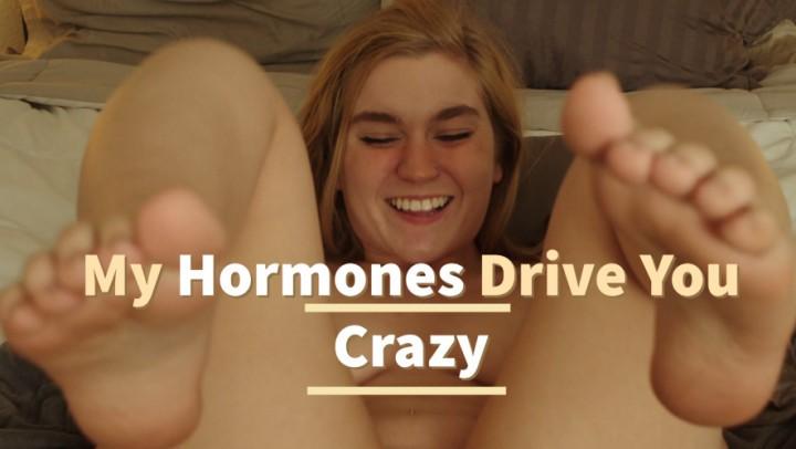 [Full HD] Jaybbgirl My Hormones Drive You Crazy Jaybbgirl - ManyVids-00:20:19 | Foot Fetish,GFE,Impregnation Fantasy,Kink,Virtual Sex - 535,5 MB