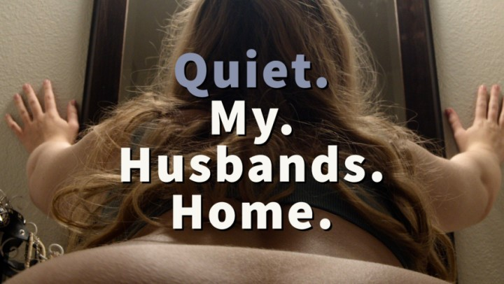 [Full HD] Jaybbgirl Quiet My Husbands Home Jaybbgirl - ManyVids-00:19:03 | Bathroom Sex,Cheating Wife,Kink,POV,Taboo - 969,2 MB
