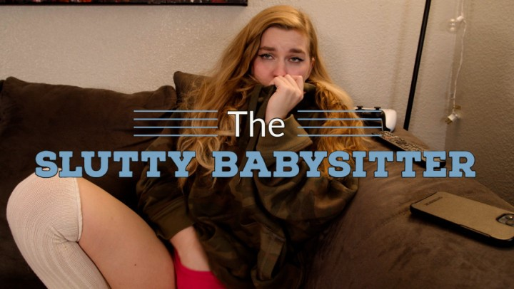 [Full HD] Jaybbgirl The Slutty Babysitter Jaybbgirl - ManyVids-00:17:20 | Kink,Taboo,POV,Virtual Sex,Facials - 433,6 MB
