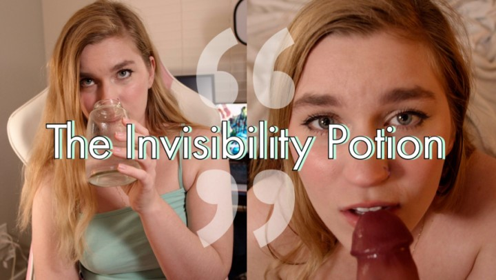 [Full HD] Jaybbgirl Your Sister And The Invisibility Potion Jaybbgirl - ManyVids-00:19:49 | Family,Kink,POV,Taboo,Virtual Sex - 360 MB