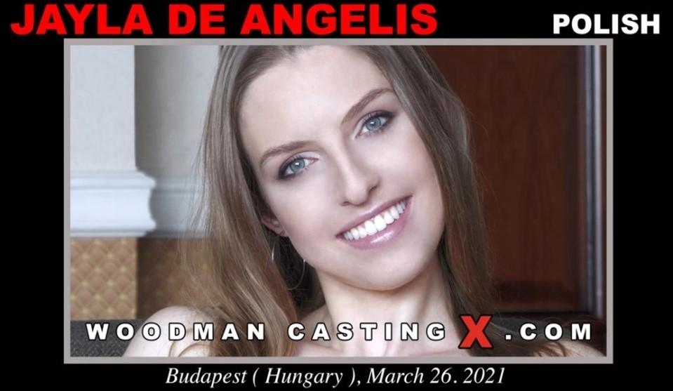 [Full HD] Jayla De Angelis Jayla De Angelis - SiteRip-00:53:17 | No Sex, Natural Tits, Audition, Interview - 3,6 GB