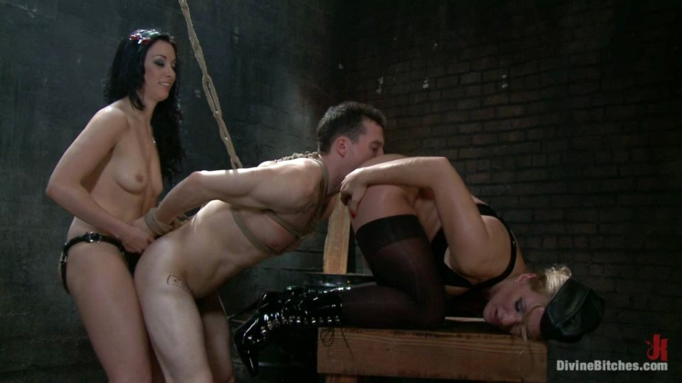 [HD] Jun 9, 2010 - January Seraph, Dia Zerva And Martin Lorenzo Mix - SiteRip-01:08:32 | Pussy Licking, Spanking, Hardcore, Strapon, Domination, BDSM, All Sex, Bondage, Femdom - 806,5 MB